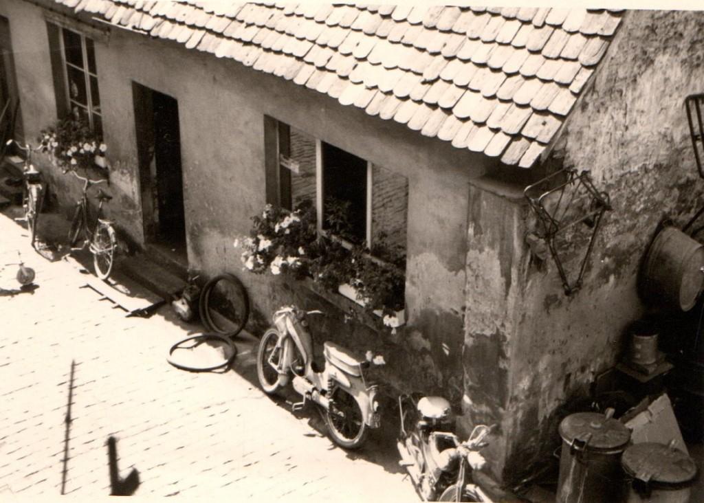 Fahrrad Gaab in den 30er Jahren